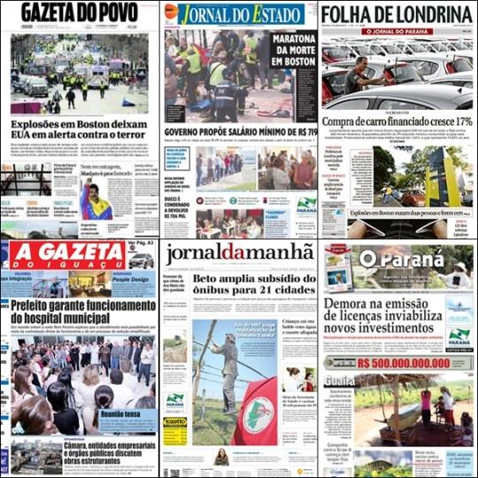 jornais