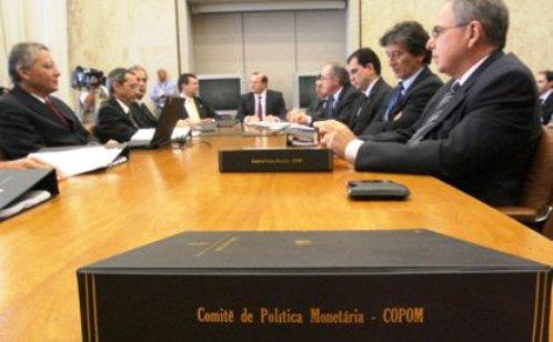 Brasília (DF), 18/01/2011, Reunião do COPOM / BC
