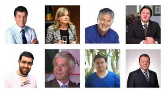 RICTV anuncia debate,  entrevistas e sabatinas com candidatos no PR