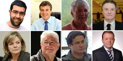 Debate entre candidatos na Band será dia 28 no Paraná