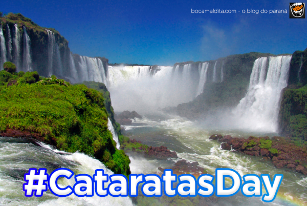 cataratas day