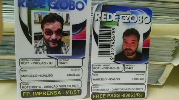 Homem que fingia ser diretor de teledramaturgia da Globo é preso em Curitiba