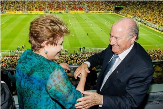 Fifa fatura R$ 16 bi com Copa no Brasil