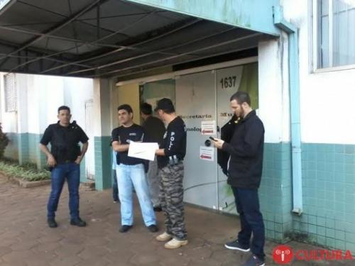 Gaeco prende secretário municipal e mais três pessoas