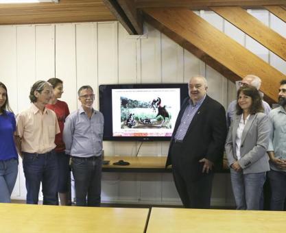 Greca propõe criação de reserva para estudo de fósseis pré-históricos