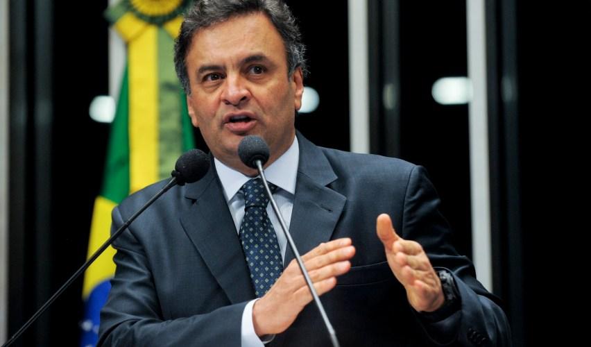 PSDB decide disputar governo de MG para Aécio tentar a reeleição