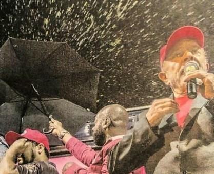 Jornal aponta que falso atentado a Lula foi planejado em janeiro