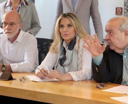 Cida e Greca discutem plano de desenvolvimento da Grande Curitiba