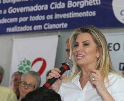 Cianorte recebe R$ 43 milhões para ampliação de sistema de água