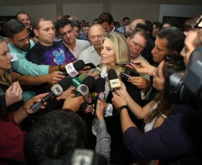 Cida anuncia nova UPS em Cascavel