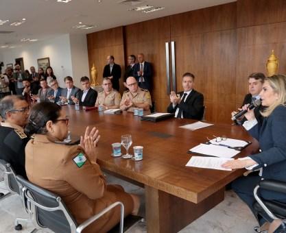 Cida Borghetti cria divisão policial de combate à corrupção