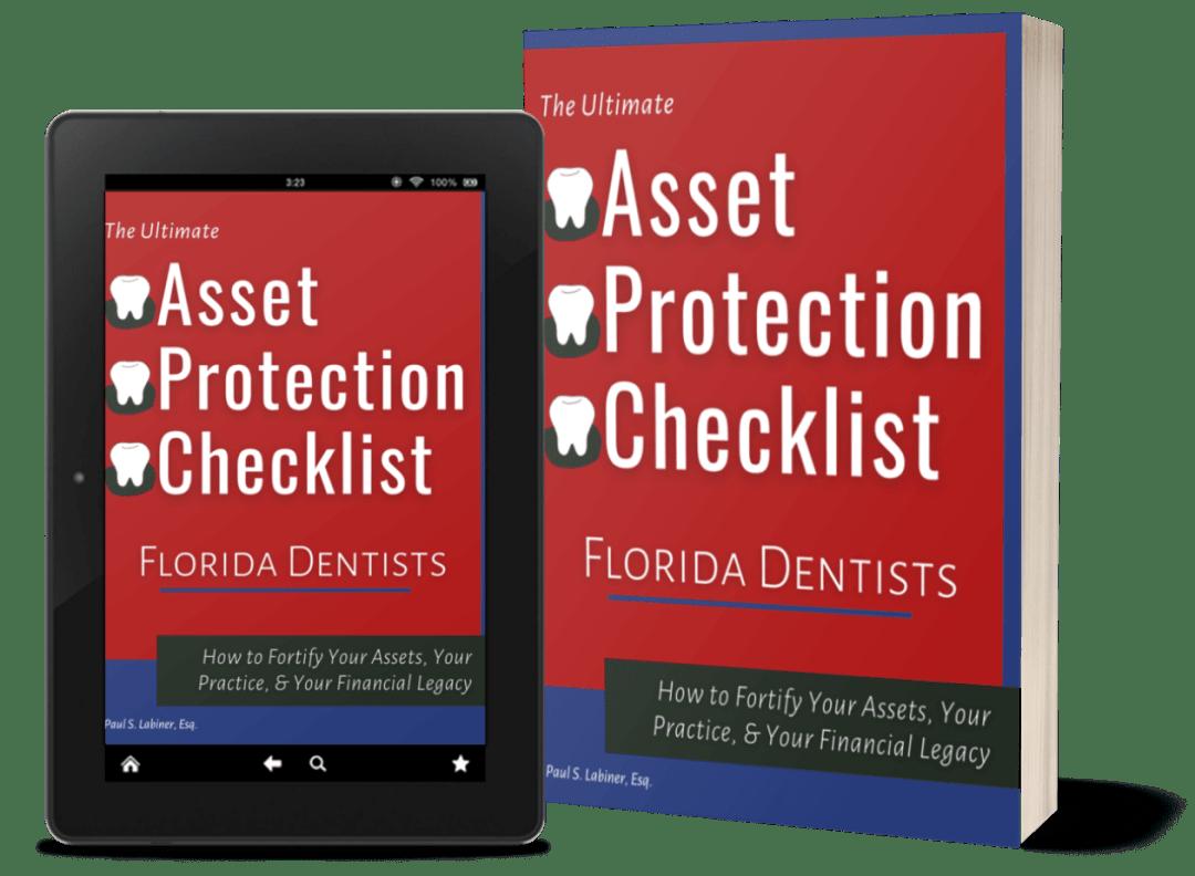 dentist asset protection