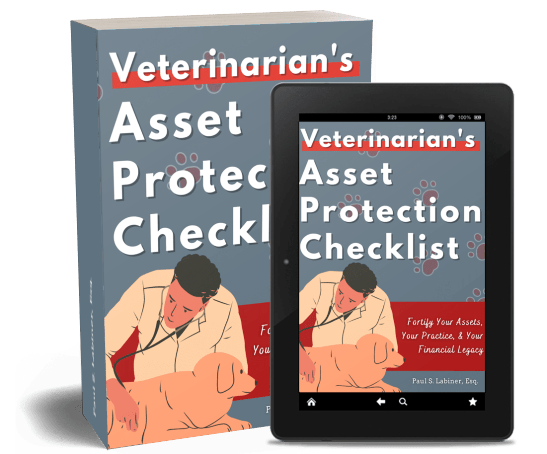 asset protection veterinarians