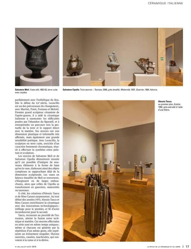 La Revue e la Ceramique e du Verre 2