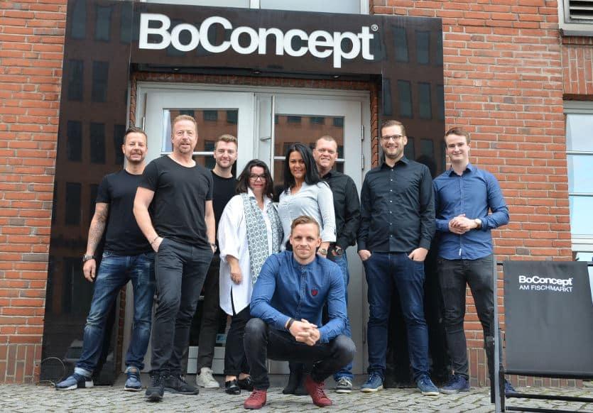 BoConcept Experience   Store Team