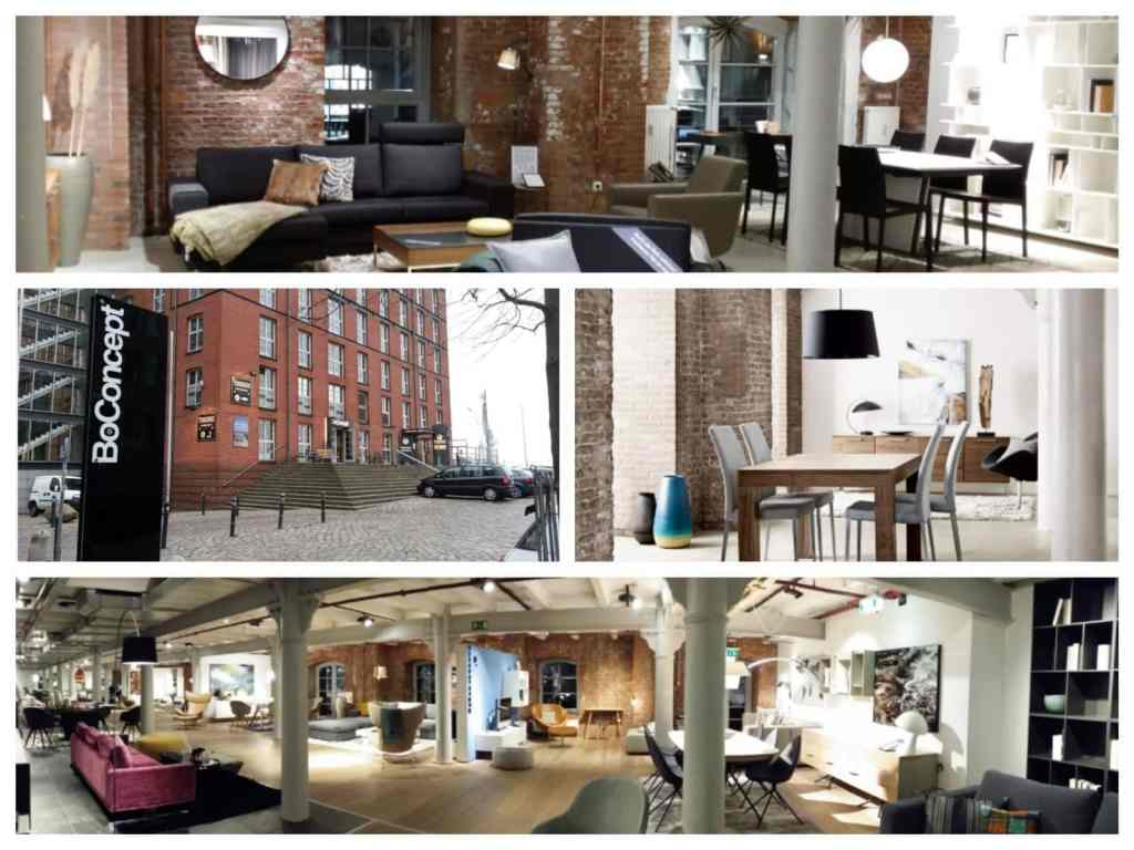 Store HH Collage | BoConcept Experience