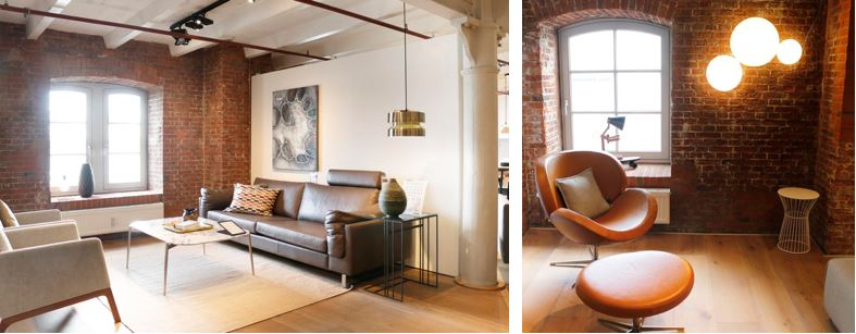 Collage Store HH | BoConcept Experience
