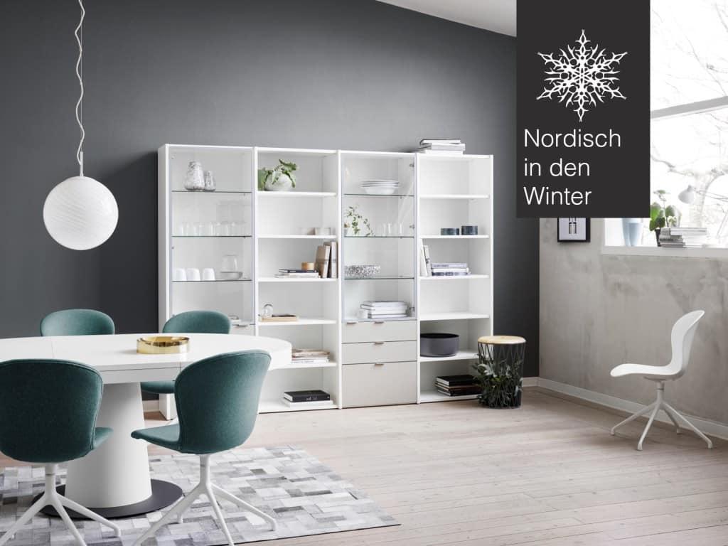 nordisch winter licht 1024x768 - Nordisch Einrichten