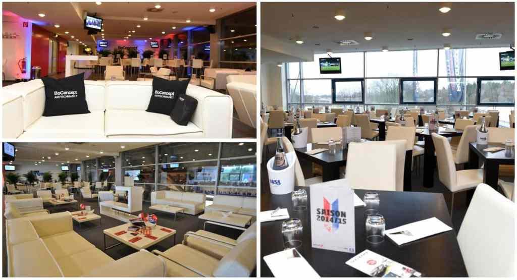 BoConcept Lounge | Volkspark (ehem. Imtech Arena)