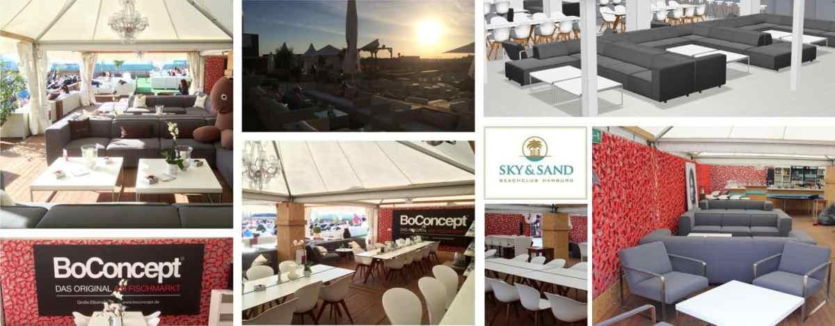 Sky Sand Beach Bar - Business Angebote