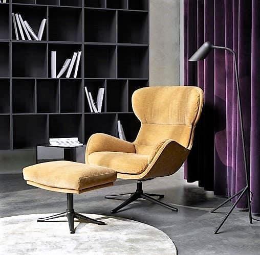 bocncept experience sessel reno instagram - RENO - Sessel Design mit Komfort