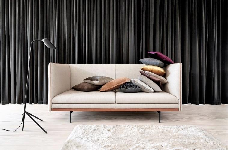 boconcept experience nantes B2 - Moderner Rückgzugsort - Sofa NANTES