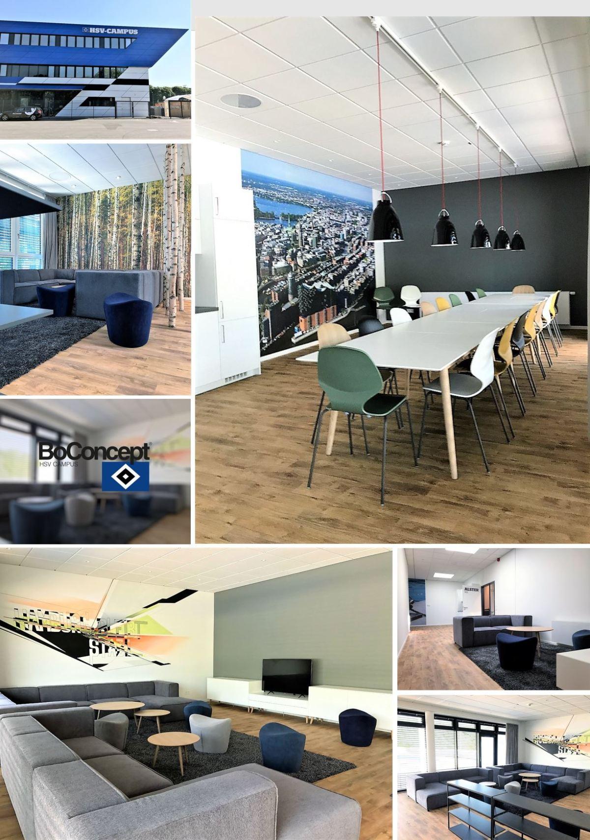 BoConcept Experience, BoConcept, Design, HSV, Campus
