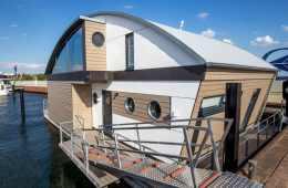 boconcept experience ancora marina business B1 - Schwimmende Ferienhäuser - BoConcept Business