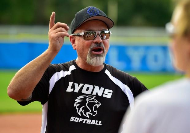Lyons High School Head Coach Sean ...