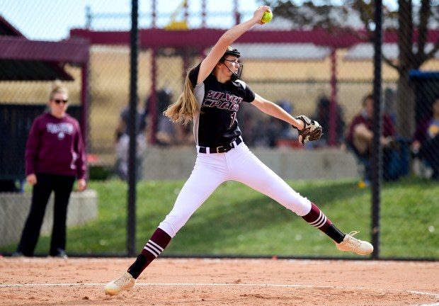 Silver Creek High School's Maddie Kuehl ...
