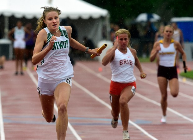 Niwot's Taylor James closes out another ...