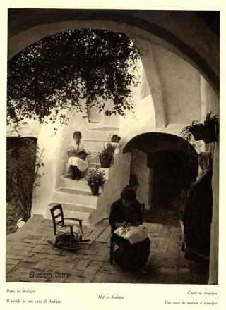 patio en Andújar