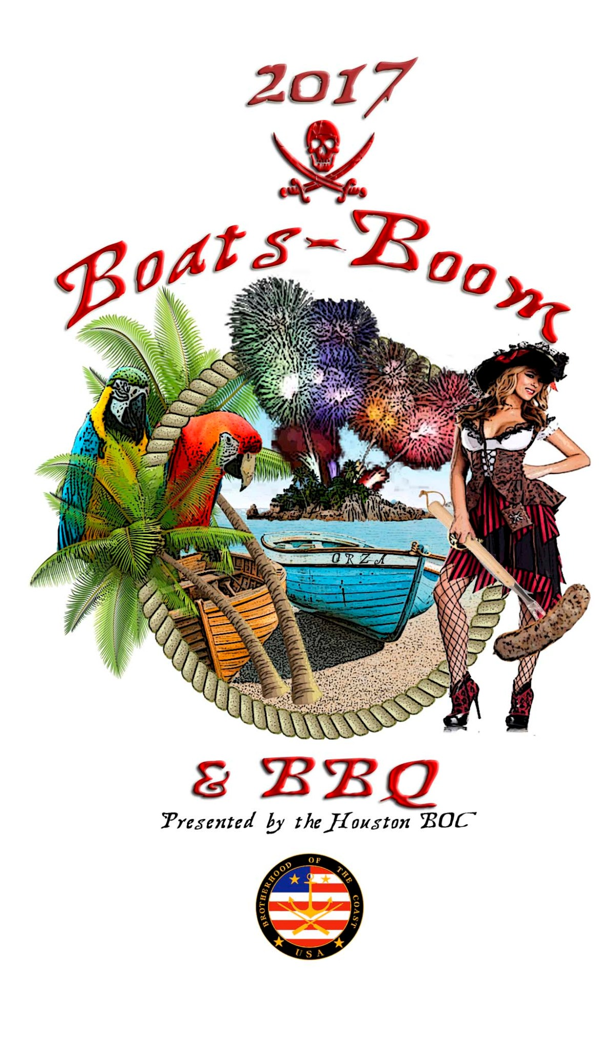 Boats Boom and BBQ 2017
