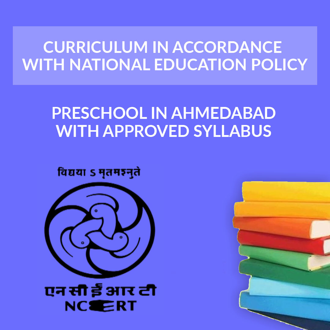 Preschool In Ahmedabad With Approved Syllabus