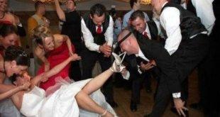 Nuevos bloopers de bodas, en video