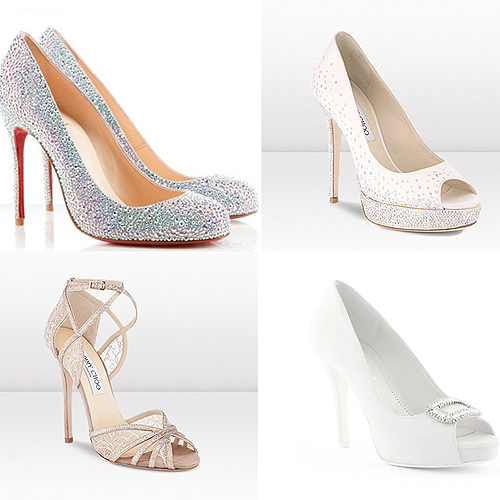 tips para elegir los zapatos de novia