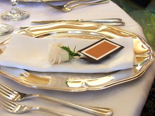comida para celebraciones de boda