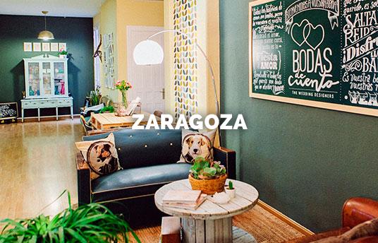 Oficina Bodas de Cuento - Zaragoza