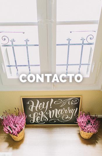 Contacto Bodas de Cuento