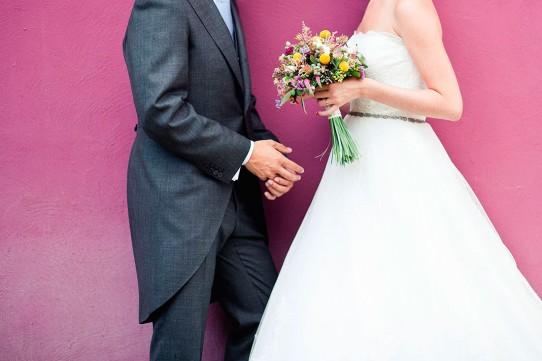novios románticos zaragoza www.bodasdecuento.com