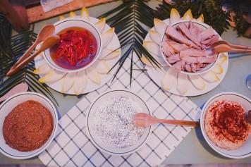 buffet vegetariano boda madrid www.bodasdecuento.com