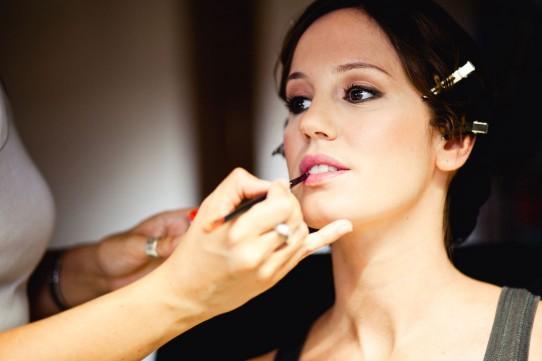 maquillaje novia zaragoza www.bodasdecuento.com