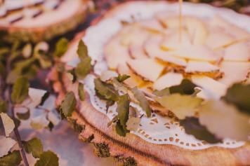 buffet de quesos boda www.bodasdecuento.com