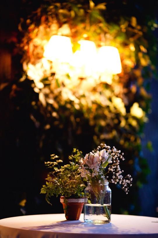 decoración boda vintage www.bodasdecuento.com