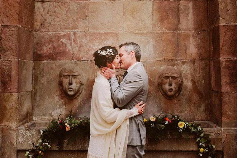 boda en plena calle www.bodasdecuento.com