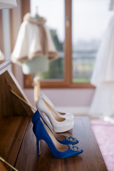 zapatos novia Manolo Blahnik