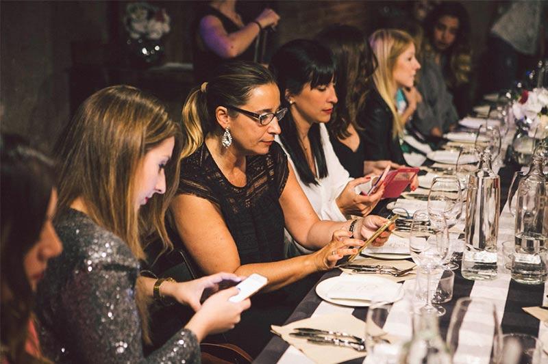 cena-de-bloggers-pronovias