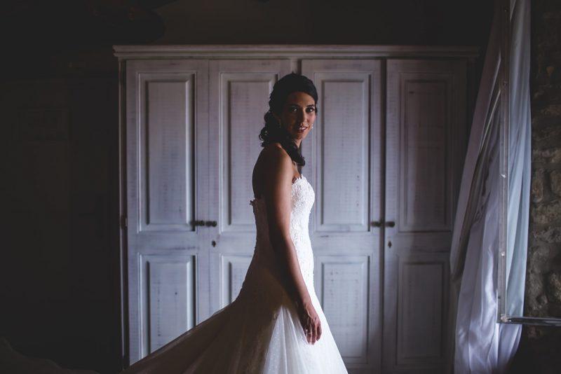 vestido novia boda www.bodasdecuento.com