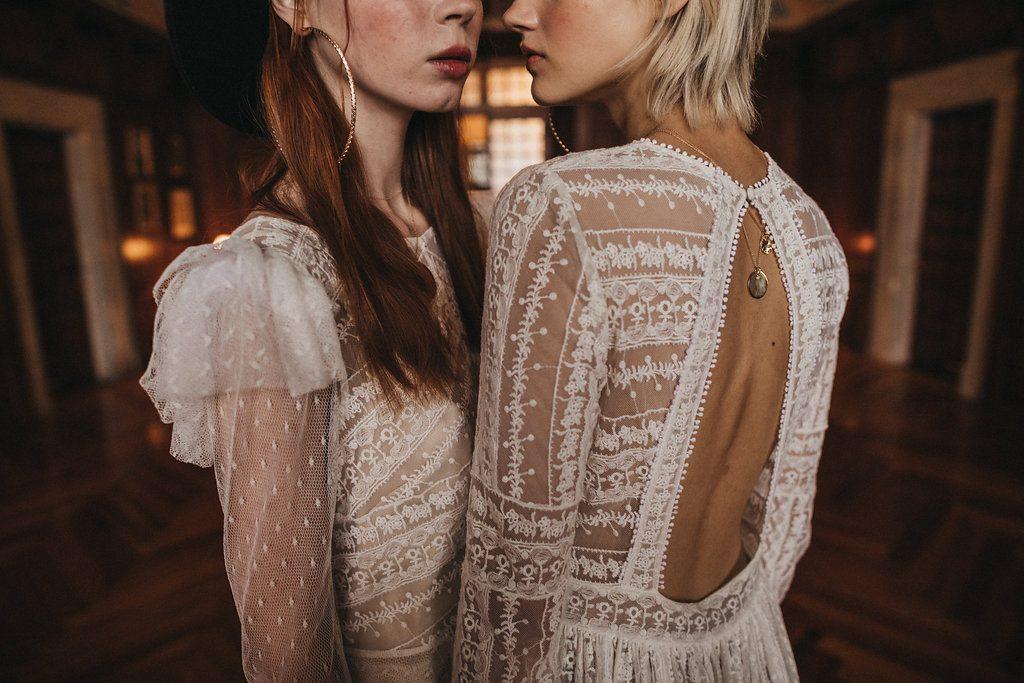 Nueva colección de vestidos de novia SENDA de Immaclé
