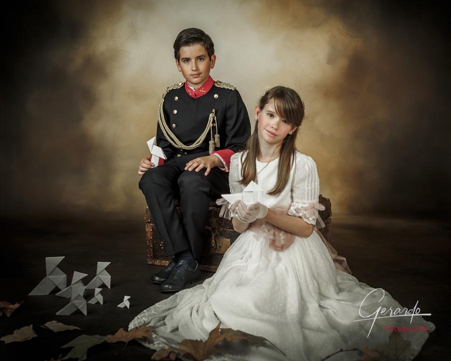 Isabel y Pedro